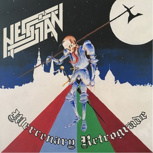 Hessian – Mercenary Retrograde