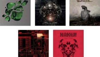 best progressive metal albums 2019