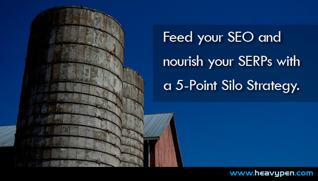 5-Point Silo Strategy for SEO and SERP