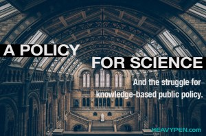 A Policy for Science
