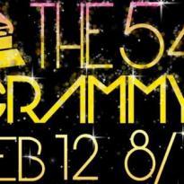 Die Gewinner der 54. Grammyverleihung