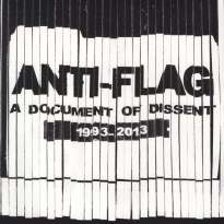 Anti-Flag – A Document of Dissent 1993-2013