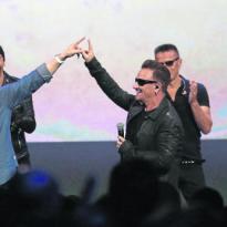 Spotify, U2 und Apple – An der Kassa zum 1-Euro-Shop der Musik