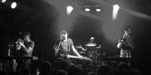 The Antlers, Marika Hackman [16.10.2014: Flex, Wien]