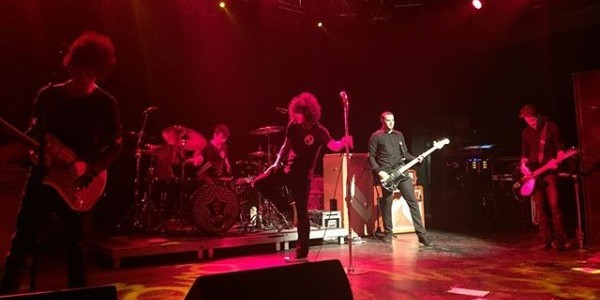 At the Drive-In, Le Butcherettes [05.04.2016: Arena, Wien]