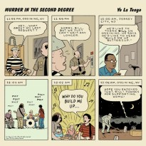 Yo La Tengo – Murder in the Second Degree