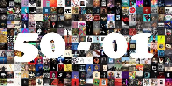 Die Alben des Jahres 2018: 30 bis 21