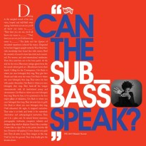 Algiers – Can the Sub_Bass Speak?