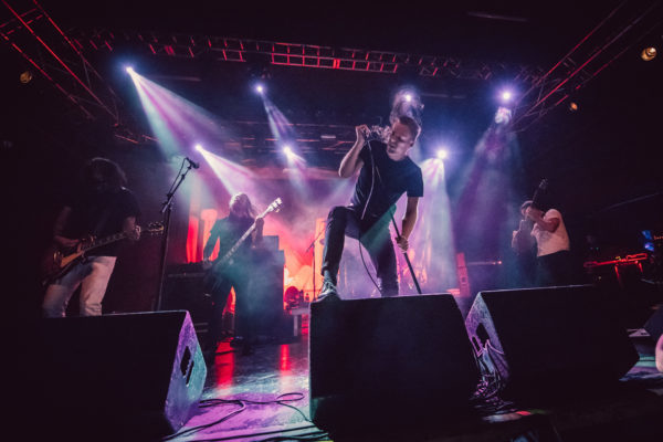 Deafheaven, Touché Amoré, Portrayal of Guilt [20.09.2019: Arena, Wien]