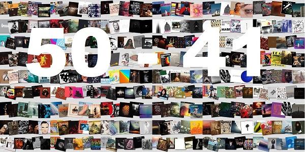 Die Alben des Jahres 2019: 50 – 41