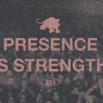 Fever 333 – Presence is Strength