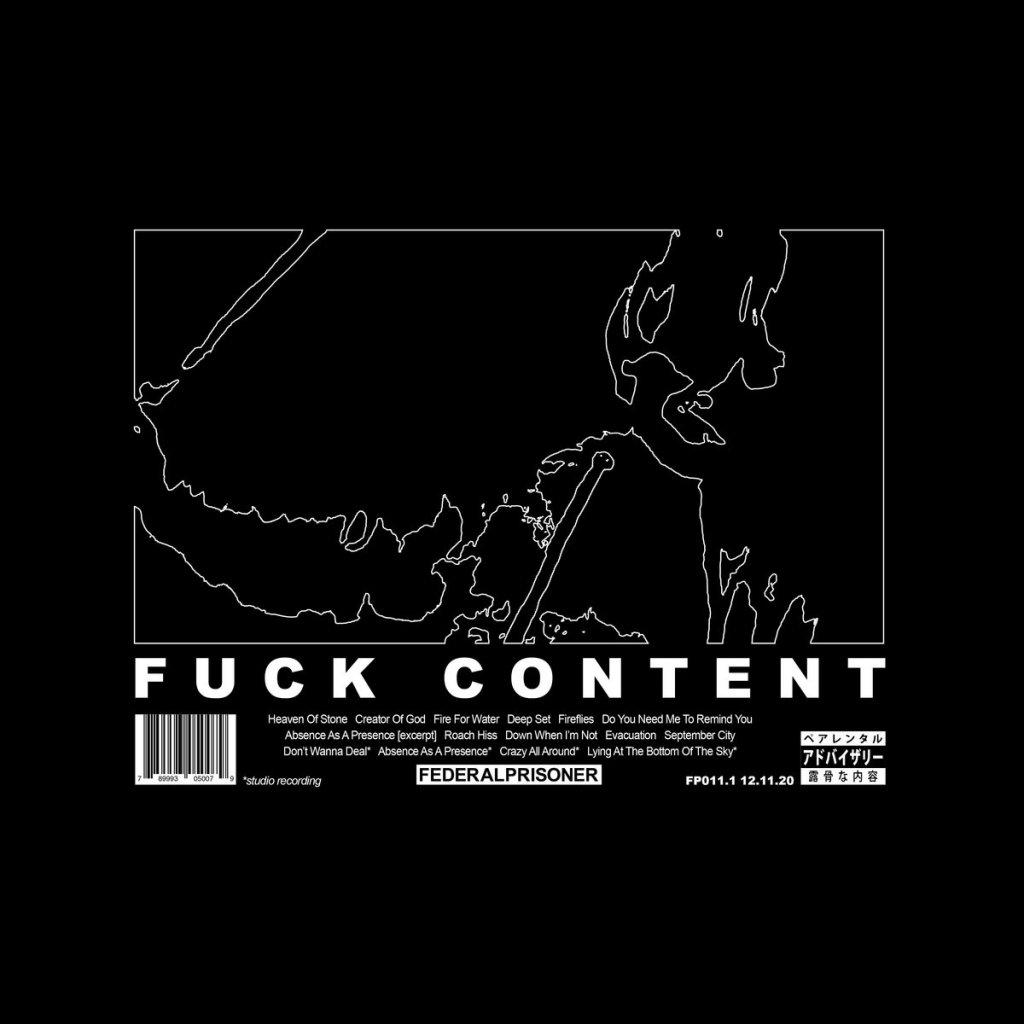 Greg Puciato - Fuck Content