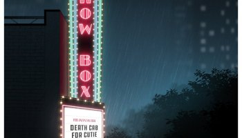 Death Cab for Cutie - Live at The Showbox