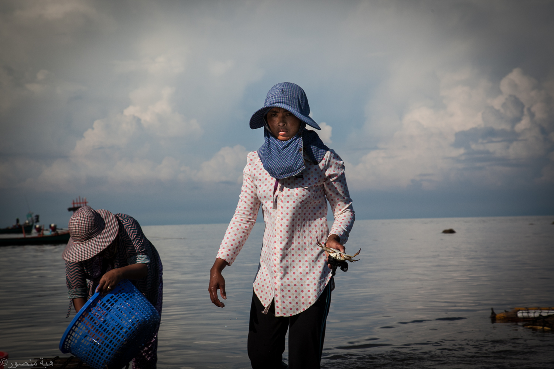 Crab Market Women