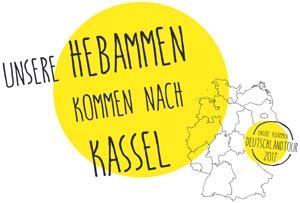 Hebammen kommen nach Kassel