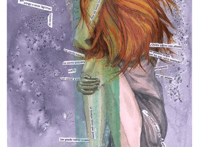 Hambrienta – Poesía nómada