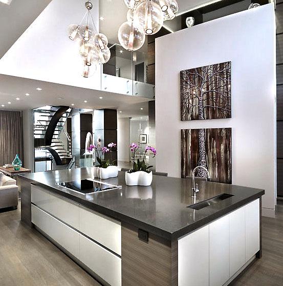 Cucine di design di lusso