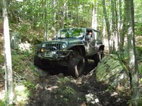 Donelly Jeep JK rock notch