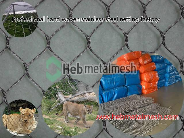 lion fence,lions enclosure mesh