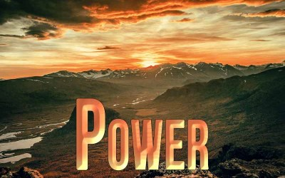 14th May 2020: Our Daily deLIGHT~5th Day-Power