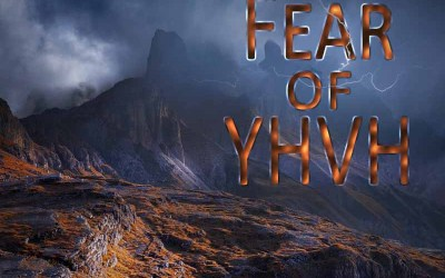 13th June 2020: Our Daily deLIGHT~7th Day-Fear of YHVH