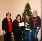 Hhp Staff Raise Money Local Charities
