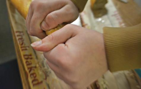Photo Gallery: French Club Cheese Tasting