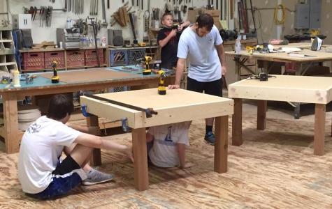 Making tables, making dreams