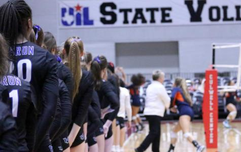 Volleyball wins state championship
