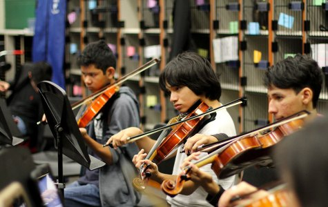Orchestra to perform cluster concert Nov. 9