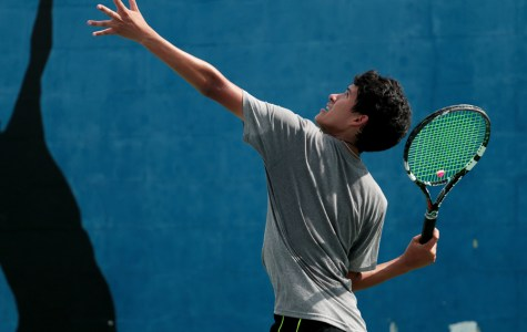 Tennis to compete against Richland Friday after loss to Marcus