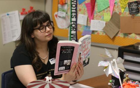 Teacher Tea – Ms. Perkins