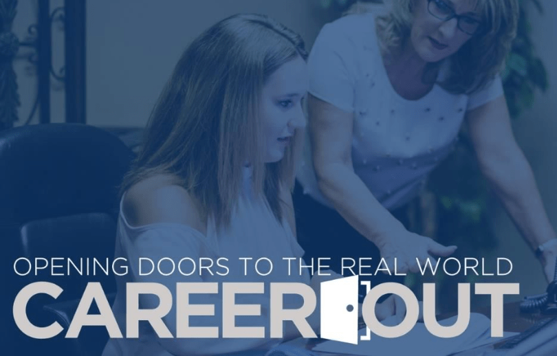 Registration for Career Out opens tomorrow