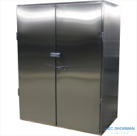 Mild Steel Gas Storage Cabinet | Medical Gas Storage Cabinets