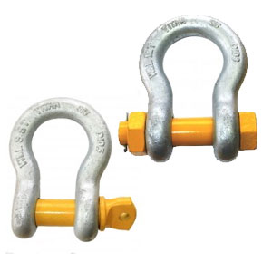 Load-Rated Shackles