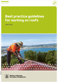 Best Practice Roofs (WorkSafe)