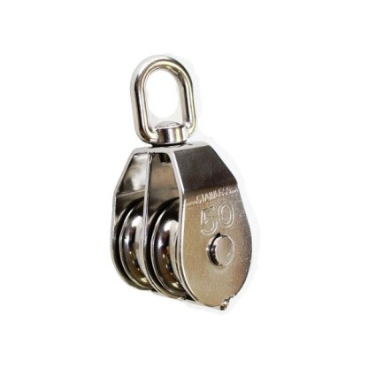Pulley - SS316 Double