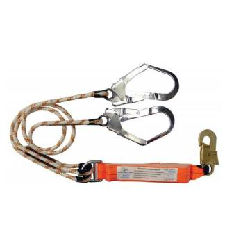 Double Rope Lanyard Scaff Hooks