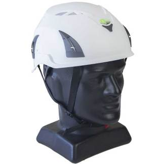 Q-Tech Helmet White