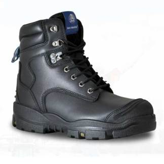 Bata Helix Longreach Lace Up Safety Boot