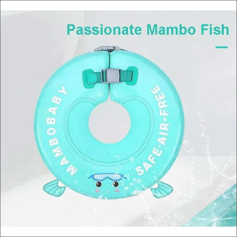 Non-inflatable Mambo Baby Neck Float Pro