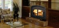 Quadrafire 7100 Wood Fireplace | Hechlers Mainstreet ...
