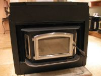 Buck 18 Insert for Prefab Fireplaces | Hechlers ...