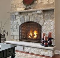 Kozy Heat Alpha 36S Gas Fireplace | Hechlers Mainstreet ...