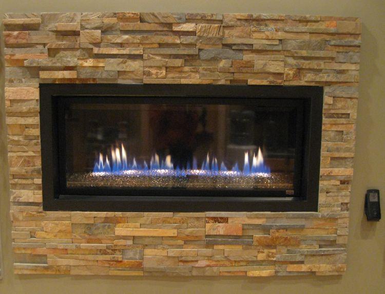 Kozy Heat Slayton 42S Linear Gas Fireplace  Hechlers
