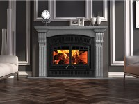 HE350 Ventis Wood Fireplace | Hechlers Mainstreet Hearth ...