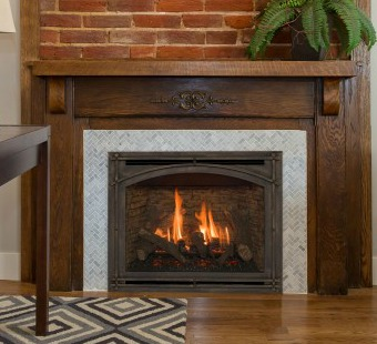 Kozy Heat Springfield 36 Direct Vent Fireplace  Hechlers Mainstreet Hearth  Home  Troy Missouri