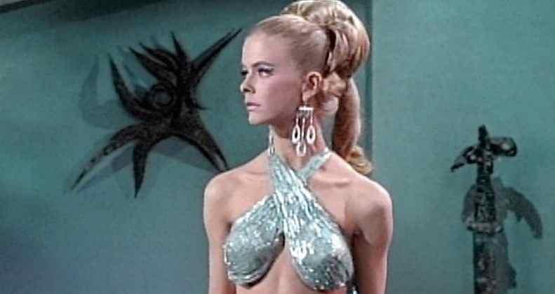 Las chicas de la serie original de Star Trek  (6/6)