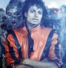 Just like the pic, Michael took us to a place where fear was irrelevant and dreams were law.