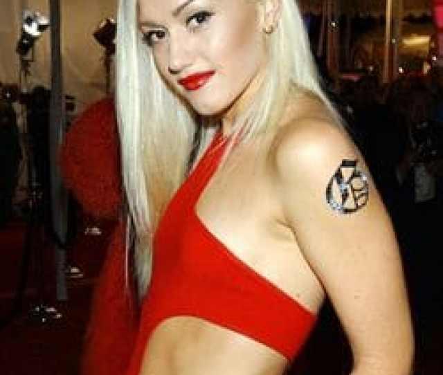 Gwen Stefani Nude